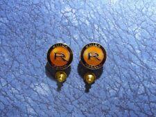 Logo Lapel/Hat Pin Tie Tacks 2 ~ Gm Buick Reatta Car