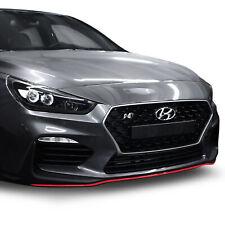 Alerón de Espada Hyundai I30N Rojo Spoiler Lámina Accesorio Tuning D017