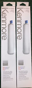 2  Kenmore 4609083 9083 9020 9030 Replacement Refrigerator Water Filters