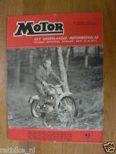 MO6507-COVER JOHN SURTEES GREEVES 24 TFS TRIAL,GUZZI 700CC TWIN,WOOLER,DAMMERS
