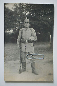 B#729 AK: Jäger-Bataillon Nr. 8 / Schlettstadt Sélestat Jäger Waffenschmidt