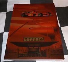2002 FERRARI YEARBOOK BROCHURE ANNUAL F1 REPORT FERRARI F2002 ENZO DINO 575 M