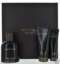 Intenso by Dolce & Gabbana gift set for men 3 piece set