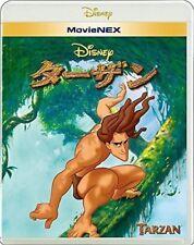 DISNEY-TARZAN MOVIENEX-JAPAN Blu-ray+DVD J50 zd