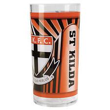 AFL ST Kilda K.F.C Plastic Drink Tumbler Cup CLEARANCE SALE Free Post