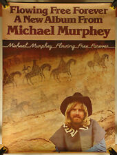 Michael Martin Murphy-Flowing Free Forever-Promo Poster