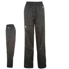 Nouveau Noir Clair Imperméable Coupe-vent respirant Sierra Femmes Pantalon Taille M