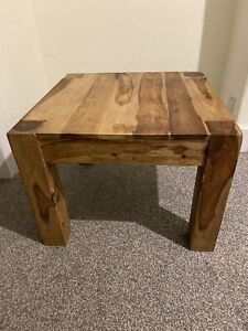 Oakfurniture Land Coffee Table 57cm Wide & 44cm High. VGC. Was £225 New. Bargain