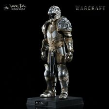Weta Collectibles - Warcraft Statue 1/6 Armor of King Llane 33 cm