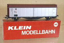KLEIN MODELLBAHN 3152 DB GROSSRAUMGÜTERWAGEN SLIDING DOOR WAGON 4752-8 ni