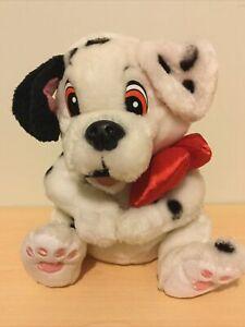 Vintage Disney - 101 Dalmations - Flip Christmas Plush Dog
