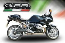 BMW R1200S 2006/08 Auspuff- Furore Nero von GPR Auspuff- Italien