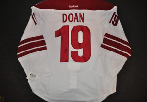 Arizona Coyotes Authentic MiC Shane Doan Reebok Hockey Jersey Arizona NHL New