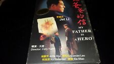 My Father Is A Hero jet li authentic mei ah remastered uncut hk dvd new rare oop