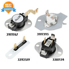3387134 3392519 3977767 3977393 Thermostat Dryer Thermal for Whirl-pool Ken-more