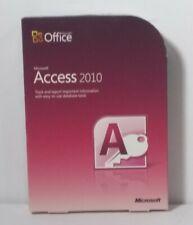 Microsoft Office Access 2010 Genuine Full retail Win 32/64 bit w/ Product Key
