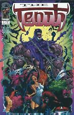 "LIMITED SERIES THE TENTH ""ABUSE OF HUMANITY""  #1- #4 (JAN 1997) IMAGE COMIC V/F+"