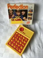 Perfection, Action GT, Vintage 1980s, Board Game Classic Original family fun