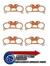 Complete Set 6 x Throttle Body Gaskets- For R33 GTR Skyline RB26DETT Turbo