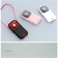 Mini Rechargeable à Piles Réglable De Vitesse De Petit Ventilateur Portatif
