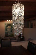NEW CHANDELIER lamp shade - mirror tile 20cm x 60cm