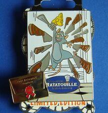Ratatouille Disney Pixar Pin DSF DSSH Best Animated Feature LE 400 OC