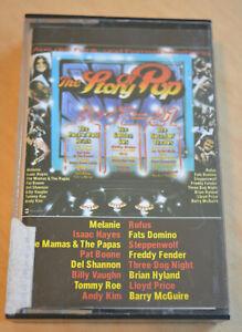 Musikkassette THE STORY OF POP Oldie Sampler Steppenwolf, Rufus, Del Shannon, MC