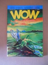 WOW Fanzine di fumetti n°21 1978 Antonio Terenghi Corto Maltese   [G731] BUONO