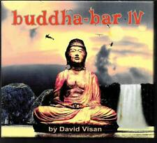COFFRET 2 CD COMPIL 28 TITRES--BUDDHA BAR IV BY DAVID VISAN - DINNER & DRINK