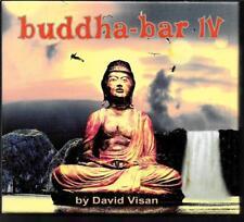 COFFRET 2 CD COMPIL 28 TITRES--BUDDHA BAR IV BY DAVID VISAN - DINNER & DRINK