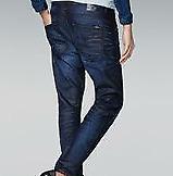 GStar 60873 Mens Skinny Jeans Medium Aged UK 29 L32 *Ref164