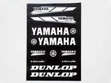 Motorcycle Fairing Cowl Badge Vinyl Decal Sticker Set Graphic Adesivi for Yamaha