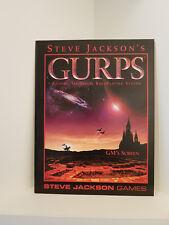 GURPS GM's Screen, RPG, Steve Jackson Games