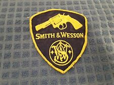 Smith & Wesson Patch