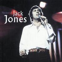 Jack Jones - The Best Of Jack Jones (NEW CD)