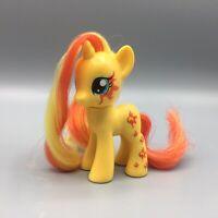 "My Little Pony Sunset Shimmer 3"" Brushable Hair Cutie Mark Magic 3 inch G4 FIM"