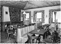 AK, Braunlage Harz, Wurmberg-Baude, Gastraum Version 2, um 1960