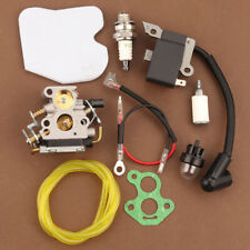 Ignition Coil Carburetor fits Jonsered CS2238 CS2234 Chainsaw New Air Filter Kit