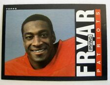 Irving Fryar RC 1985 Topps Rookie Card#325 GEM Mint?-New England Patriots WR RC