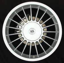 BK171 7.5X17 4X100 BMW Alpina Style E30 montage 4X100 19 Spoke Alloy Wheels
