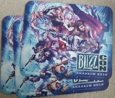 SteelSeries QCK Blizzcon 2014 Limited Edition WoW Mousepad
