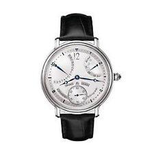Maurice Lacroix Armbanduhren mit Edelstahl-Armband und Datumsanzeige