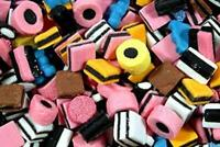 LIQUORICE ALLSORTS UP TO 3KG Retro Sweets Choc Candy Pick N Mix Party Favour