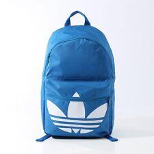 2016ADIDAS ORIGINALS BACKPACK CLASSIC TREFOIL Blue AJ8528 daypack school BAG
