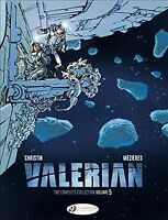 Valerian 5 : The Complete Collection, Hardcover by Christin, Pierre; Mézières...