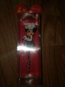 Mickey Mouse Disneyland Paris Memorabilia Corkscrew