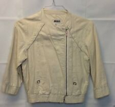 Quicksilver Khaki Jacket Womens Size Medium