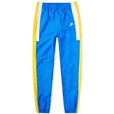 Nike Men's Medium Woven Blue Joggers Pants Trousers AQ1895-403