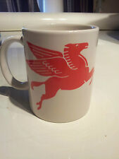 Mobil Gas Sign Coffee Mug - Collectable Mobil Phillips 66