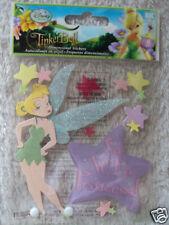 Ek Success Boutique Tinkerbell Not a Princess Stickers Scrapbook